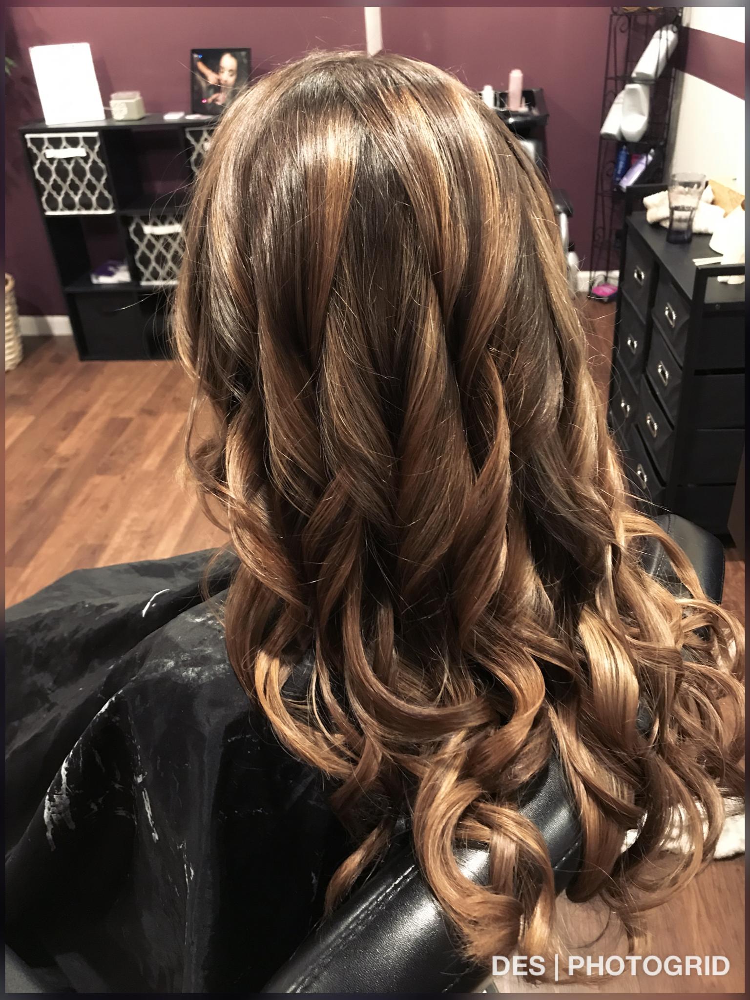 Hair Artistry Kierstyn Brown Professional Cosmetologist